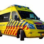 Ambulance inhuren voor een festival
